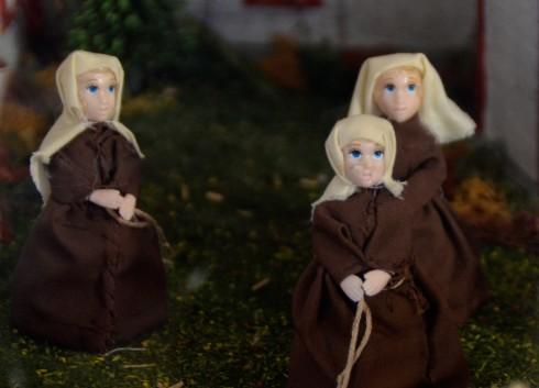 Flying Nuns at La Ferme