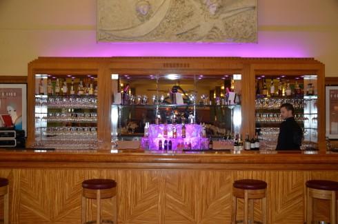 Hemingway in Paris - Bar at La Coupole