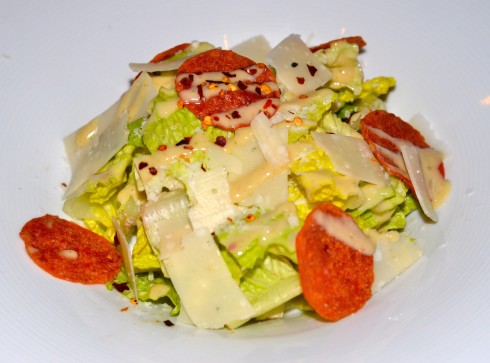 Best Places to Eat in Barbados - Caesar Salad, The Cliff