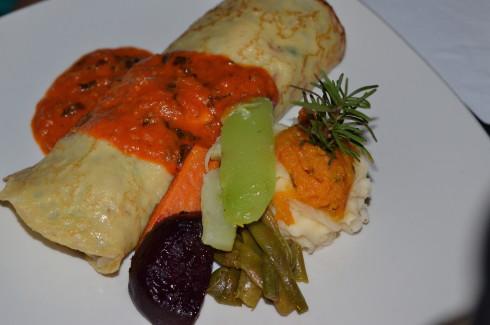 Best Restaurants in Barbados - Cafe Luna crepe