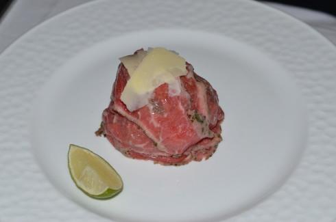 Best Restaurants in Barbados - Carpaccio, Tapas