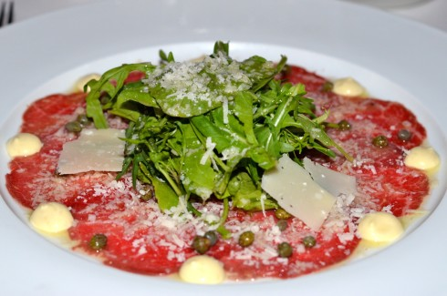 Best Places to Eat in Barbados - Carpaccio, The Cliff
