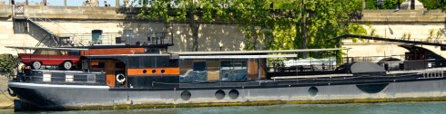 Cartier Barge