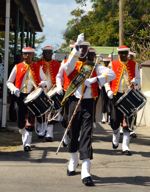 Changing of the Guard, Barbados