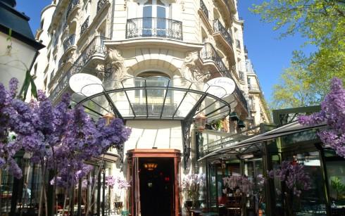 Hemingway in Paris - La Closerie des Lilacs