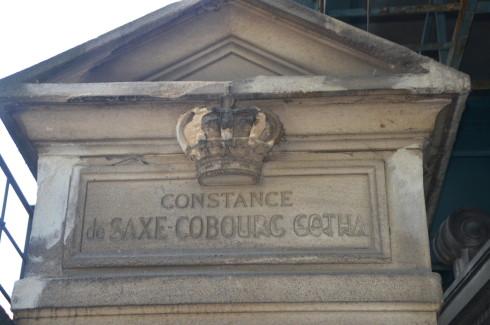 Constance de Saxe-Cobourg Gotha