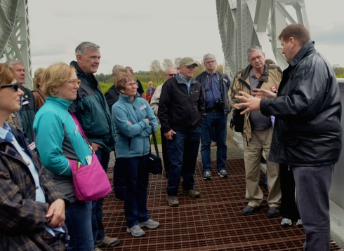 Explaining the taking of Pegasus Bridge
