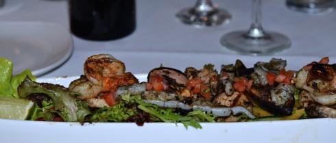 Best Restaurants in Barbados - Grilled seafood platter, Tapas