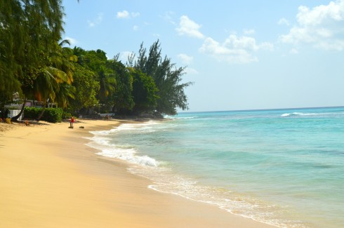 Best Restaurants in Barbados - Mullins Bay Beach