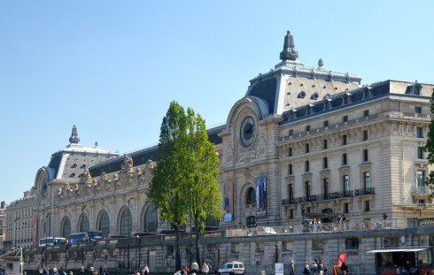 Museum Quai D'Orsay on Liberation Tour 2015