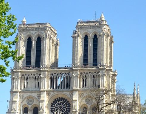 Notre Dame on Liberation Tour 2015