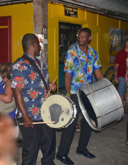 Oistins Drummers