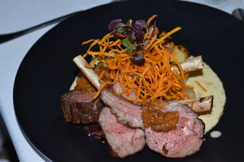 Best Restaurants in Barbados - Rack of Lamb, The Tides
