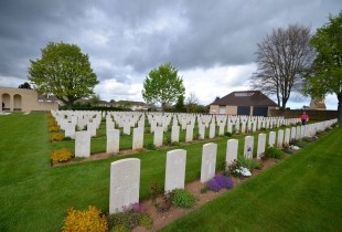 Photo of Ranville War Cemetery