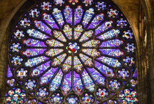 St. Denis Basilica Rose Window