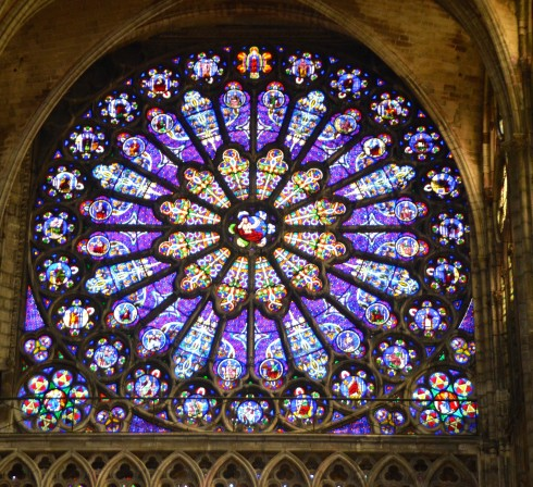 Rose Window of St. Denis