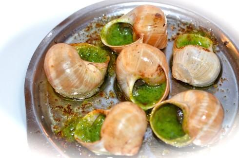 Snails, La Mascotte, Montmartre