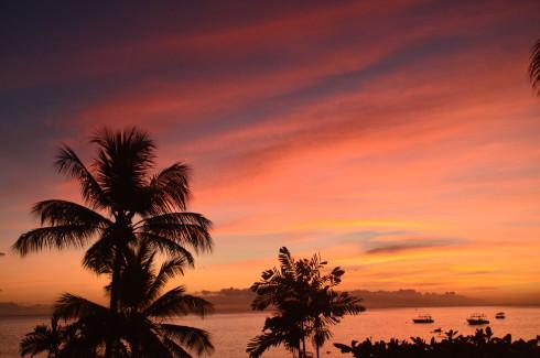 Sunset, Holetown, Barbados