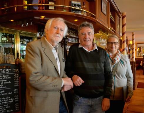 Looking for Hemingway in Paris With David Burke