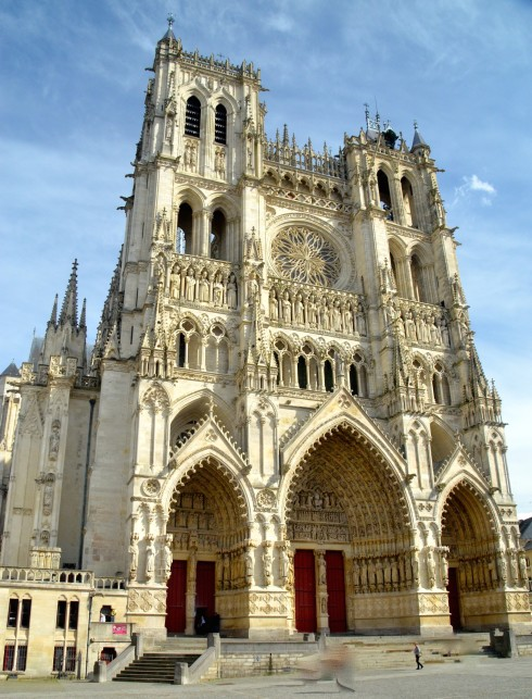 Photo of Amiens Cathedral