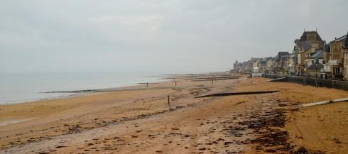 Beach at Bernieres
