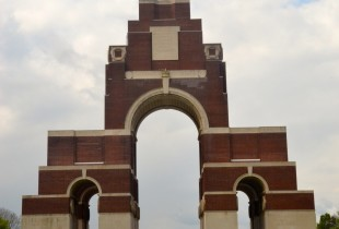 Photo of Thiepval Monument