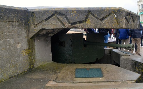 The deadly battery at St. Aubin, Juno Beach