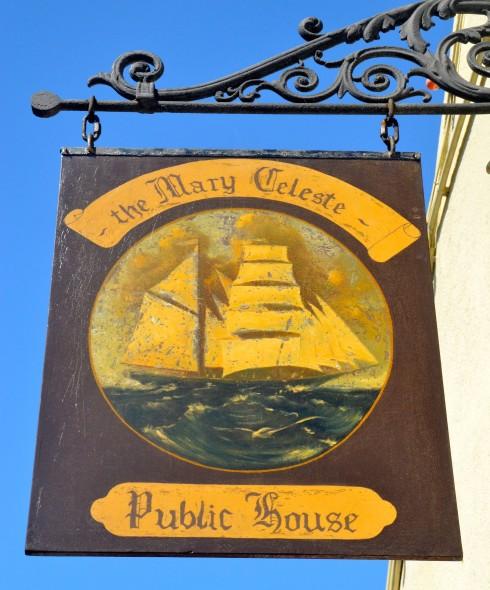 Mary Celeste Pub