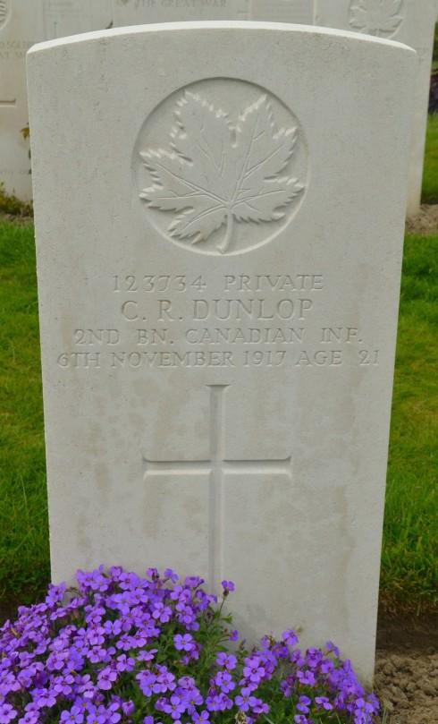 Charles Reginald Dunlop