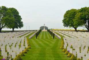 Cabaret-Rouge Cemetery