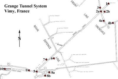Grange Tunnel System