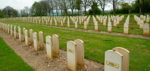 Jewish & Muslim Graves