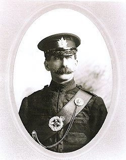 Major-General Malcolm Mercer