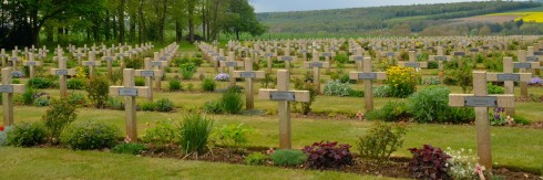 The First French Graves