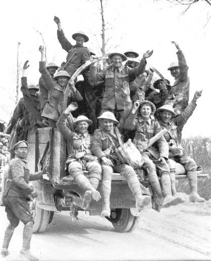 Victory at Vimy Ridge
