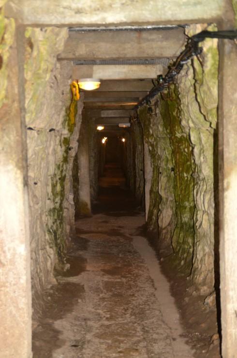 Vimy Tunnels
