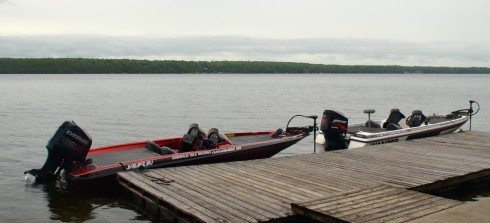 Williams Outfitters Bass Boats