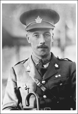 Major George Randolph Pearkes