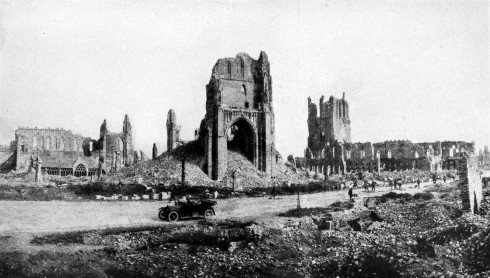 Ypres Destroyed