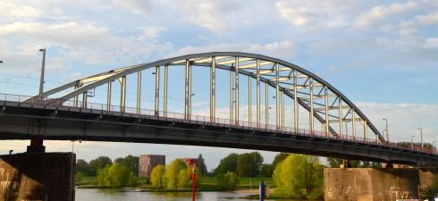 The Bridge too Far in Arnhem, Holland