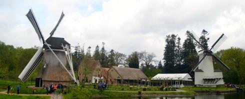 Windmills at the Arnhem Open Air Museum