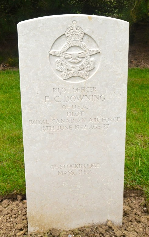 F.C. Downing