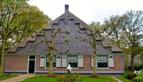 Pyramid House, Open Air Museum, Arnhem, Holland