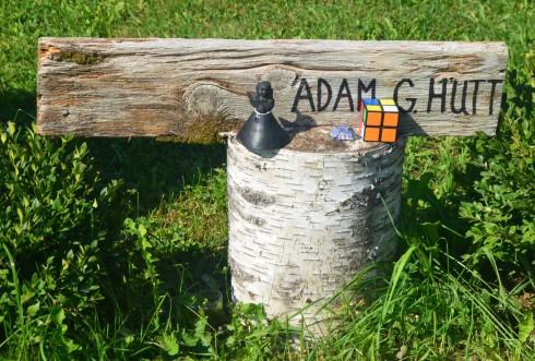 Adam G. Hutt