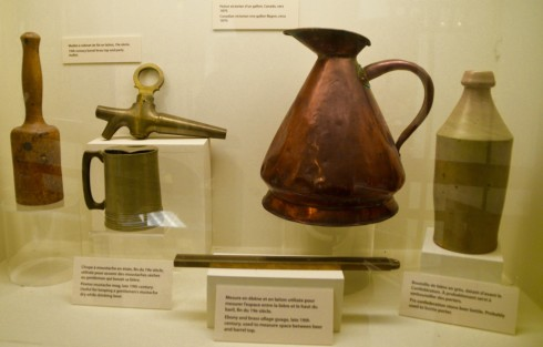 Early Beer making Implements
