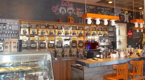 Interior, Cafe de la Brulerie