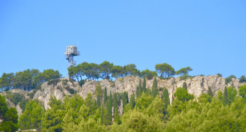 Lookout Tower, Marjan peninsula
