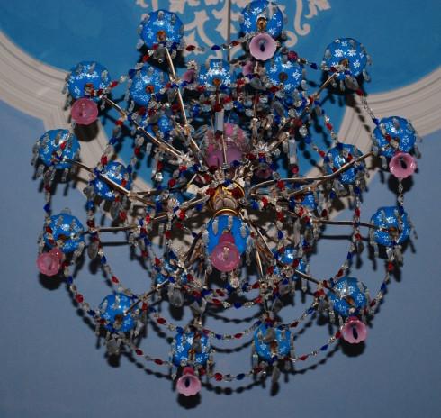 Chandelier, St. Jerome, Pucisca