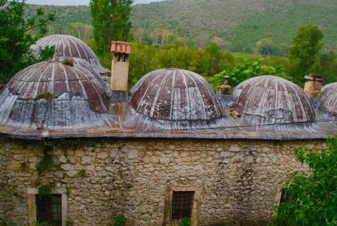 Turkish Bath, Pocitelj, Bosnia and Herzegovina
