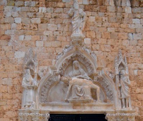 Pieta, Franciscan Monastery